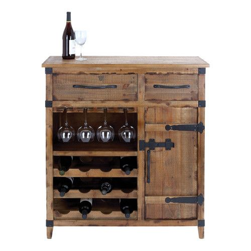 Lovely Rustic Wine Cabinet Furniture To Make Pinterest