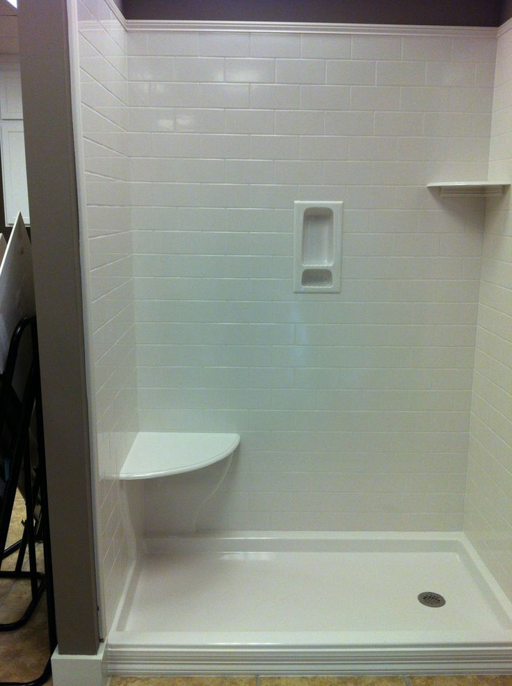 Cultured Marble Shower Bathroom Ideas For New Home Pinterest