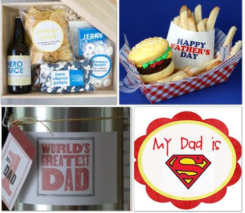 28 Father's Day Activities and Homemade Gift Ideas with free printables