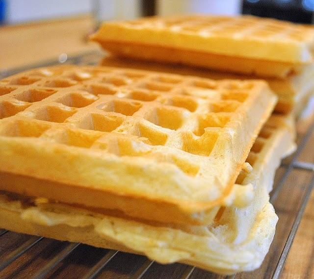 Whole Wheat Pancake & Waffle Mix Recipe — Dishmaps