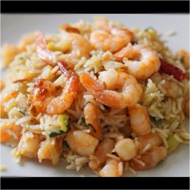 Shrimp Fried Rice #food #foodporn #shrimp