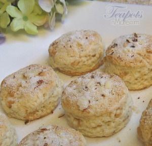 Almond Lover's Scone Recipe | Drinks & Foods | Pinterest