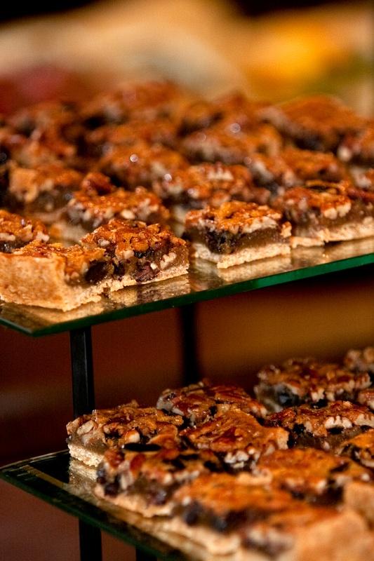 Chocolate dessert bars | Nourriture de L'âme | Pinterest