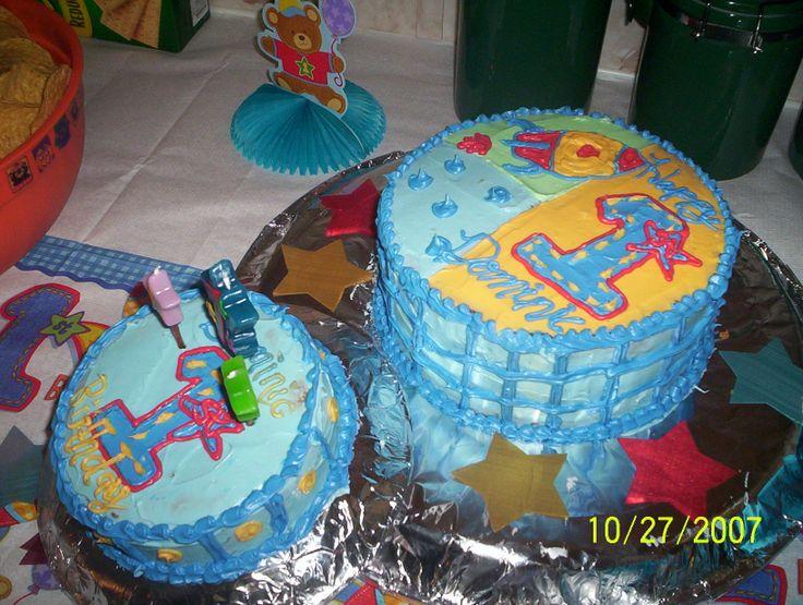 pinterest boy birthday cakes