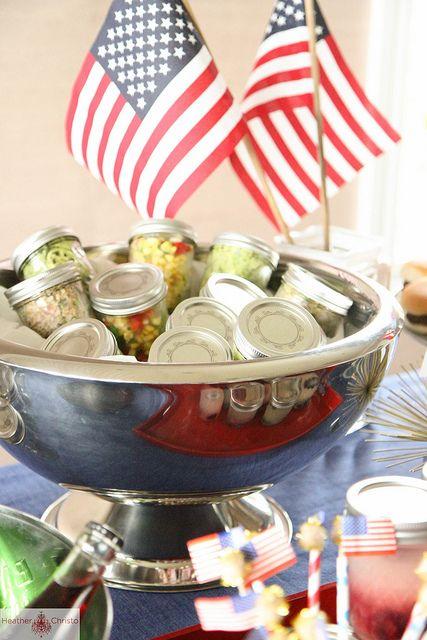 Salads in Mason Jars by Heather Christo