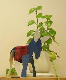 Palm Sunday Donkey craft