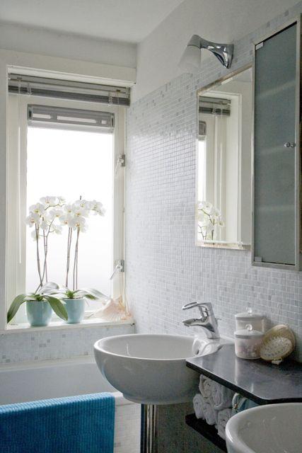 20170416&074750_Badkamer Met Mozaiek ~ moderne badkamer met mozaiek tegels  Badkamer  Pinterest