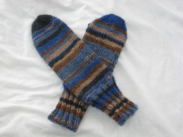 tube sock pattern Knitting Pinterest