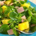 Saladas leves e nutritivas