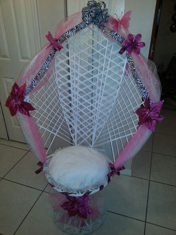 baby shower chair baby pinterest