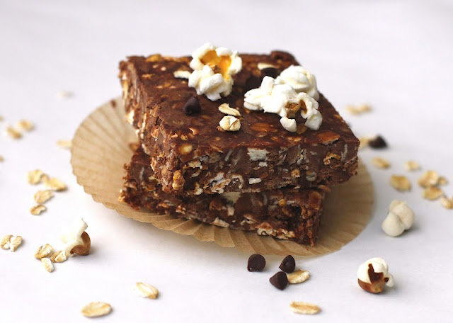 Peanut Butter Chocolate Popcorn Fudge | Peanut butter and other bakin ...