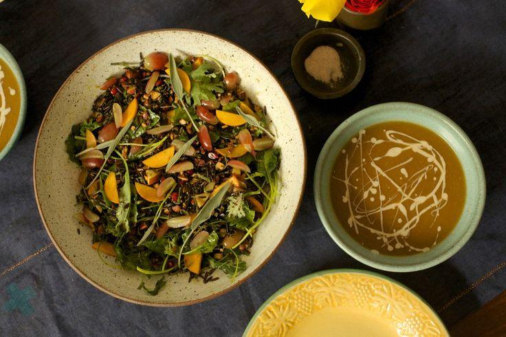 ... wild rice burgers wild rice jambalaya wild rice apple and fennel salad
