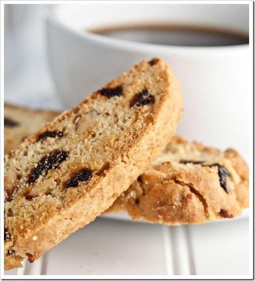Move Over Stella d Oro: Cherry Almond Biscotti Recipe | Sticky, Gooey ...