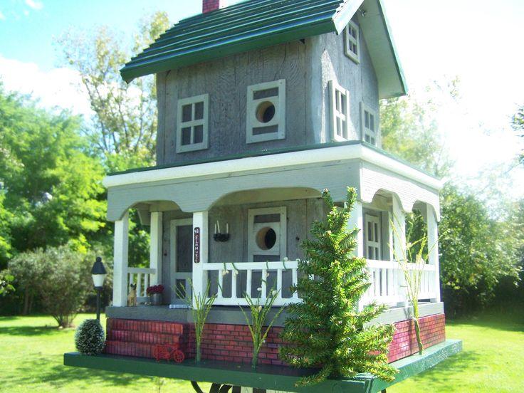 country home birdhouses pinterest