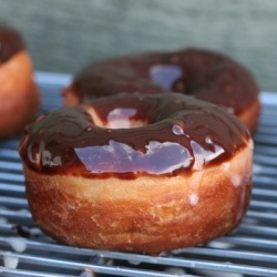 Double dipped donuts | Breakfast | Pinterest