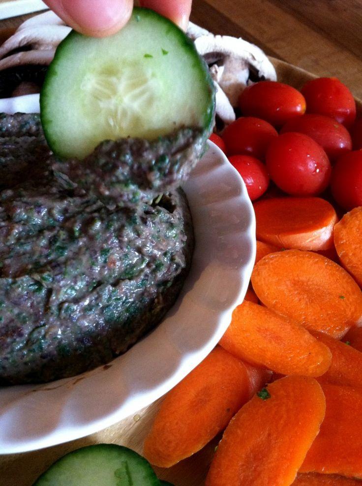 Black Bean Spinach Dip | Recipes I NEED to make! | Pinterest
