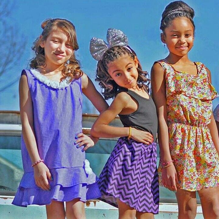 Little girls clothing store to style the princess or tomboy in your