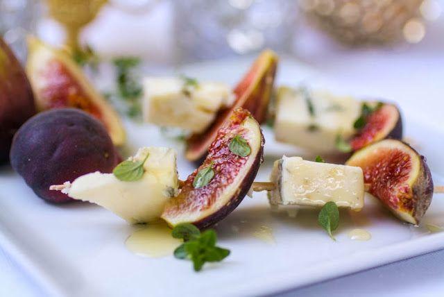crostini apricot crostini fig and gorgonzola crostini with honey ...