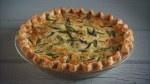 Asparagus, Leek and Gruyere Quiche | Yum | Pinterest