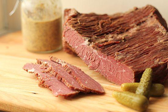 Charcutepalooza: Homemade Corned Beef | food for the family | Pintere ...