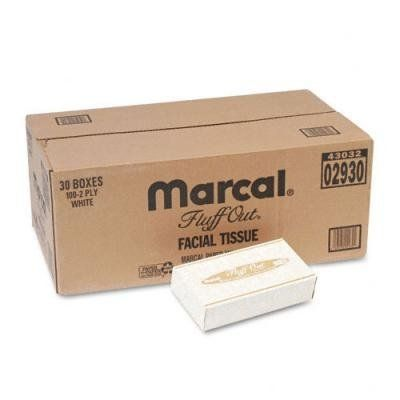 Marcal Facial Tissues 95