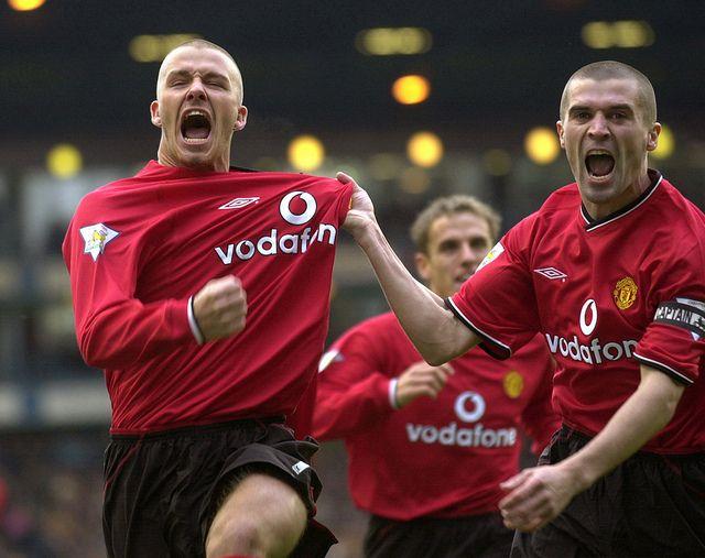 manchester united david beckham jersey