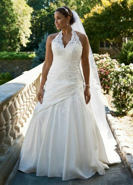 49999 at david39s bridal plus size wedding dresses for Wedding gown preservation davids bridal