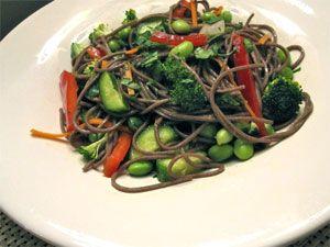 sesame_ginger_noodles.jpg | Food | Pinterest