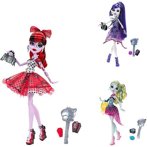 Monster High Dot-Dead Gorgeous Value Bundle @Walmart Choice of 2 for $