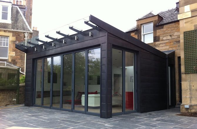 Xtension   Victorian House   Modern extension   Pinterest