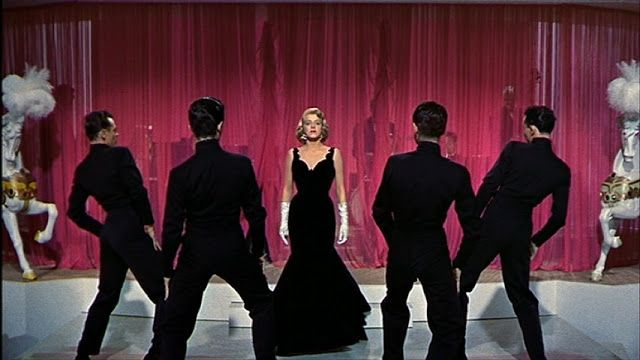 Rosemary clooney in white christmas google is celebrating edith head