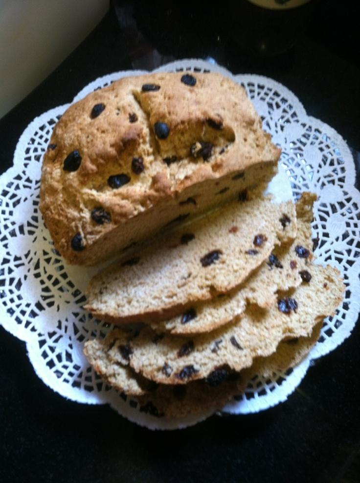 Low Fat Irish Soda Bread | Favorite Recipes | Pinterest
