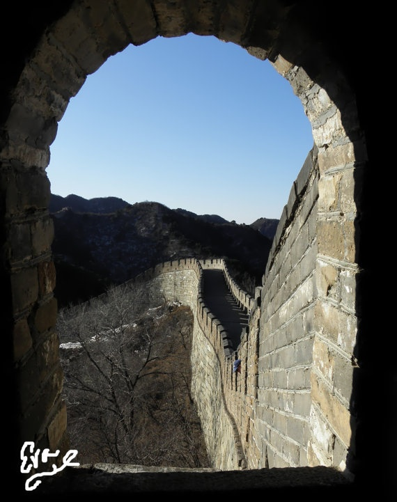 China- the great wall and all the amazing history. Definitely on my bucket list!