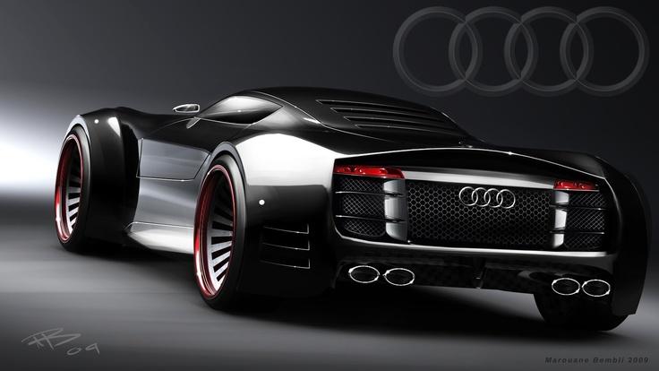 Sólo un poco de Audi R10 para aclarar su día