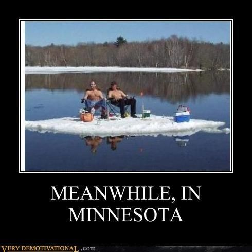 Meanwhile in minnesota mn land of sky blue water for Ice fishing in minnesota