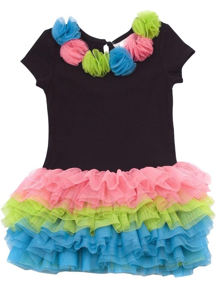 Neon Dress Tutu