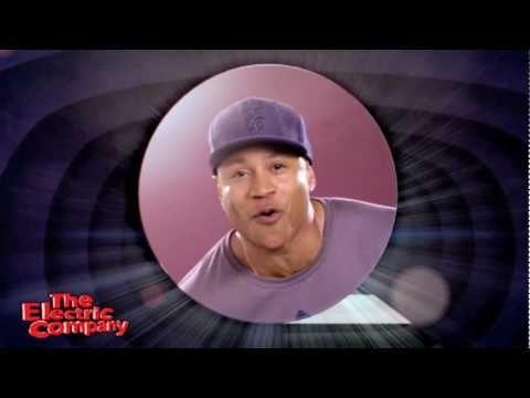 LL Cool J's punctuation rap.  Super cute!