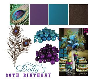 Colors For Peacock Inspired Room Color Swatches Pinterest