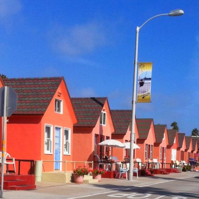 Beach cottages oceanside ca california pinterest