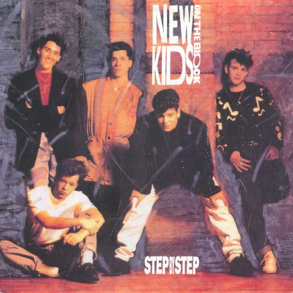 June 30, 1990 - New Kids On The Block started a three week run at No.1 on the US singles chart with 'Step By Step'. The group's third US No.1 •• #newkidsontheblock #nkotb #thisdayinmusic #1990s #boyband #pop #song
