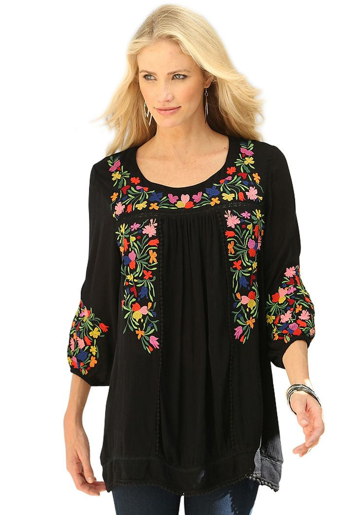 Gypsy Style Blouses