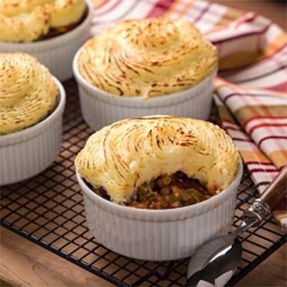 Vegetarian Shepherds Pie | Dinner Foods | Pinterest