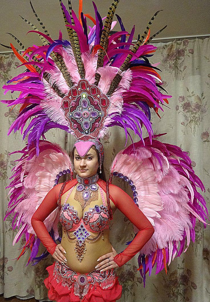 Как сделать бразильский костюм