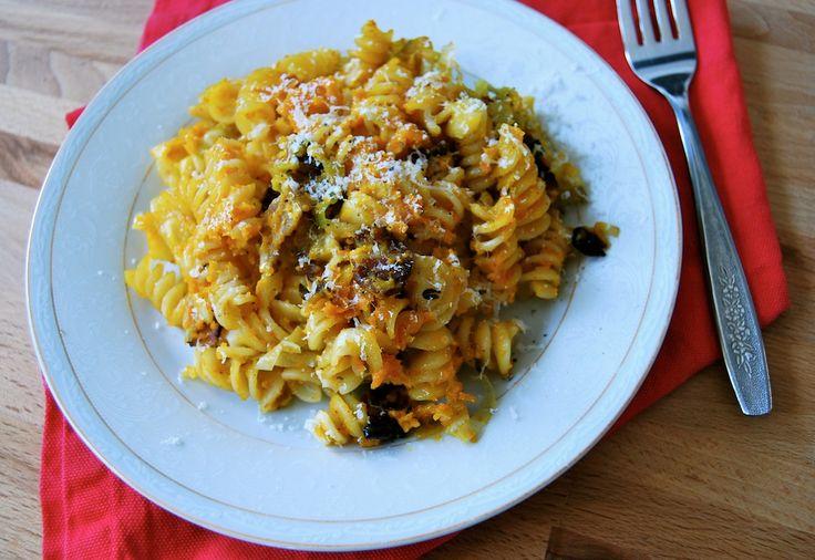 Butternut Squash Pasta Al Forno Recipes — Dishmaps
