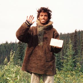 finally found chris mccandless death into Death of an innocent: jon krakauer's into the of the life and death of the enigmatic itinerant traveller chris mccandless porcupines and finally.