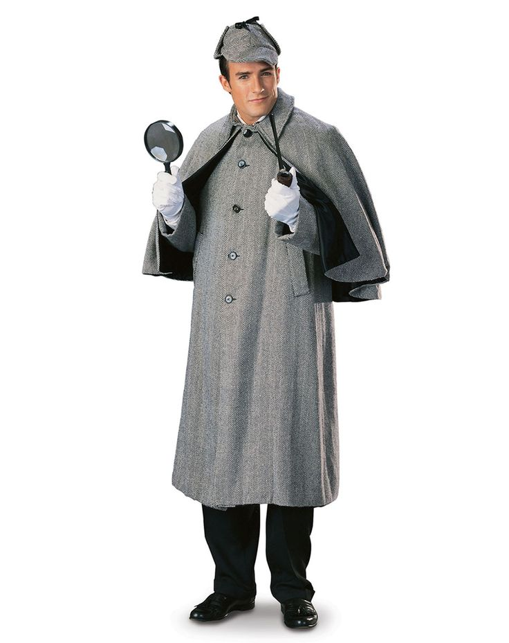 Sherlock Holmes Regency Collection Adult Mens Costume $175