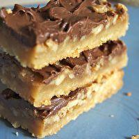 Butter Pecan Turtle Brownies | Brownies & Bars | Pinterest