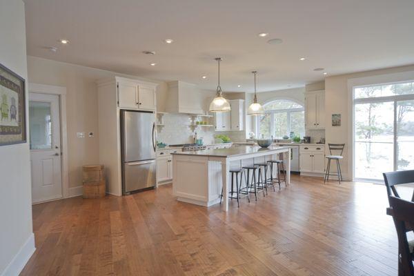 Open Concept Kitchen Living Room Kitchen Ideas Pinterest