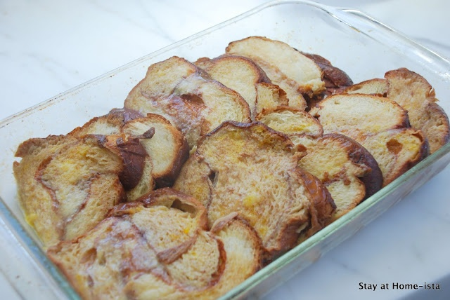 challah french toast casserole | Recipes | Pinterest