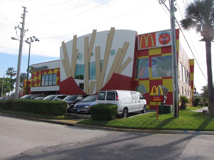 World's Largest Entertainment McDonald s & PlayPlace, Orlando, Florida